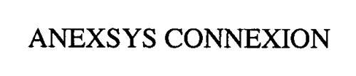 ANEXSYS CONNEXION