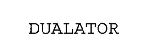 DUALATOR