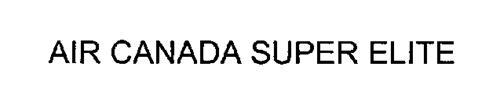 AIR CANADA SUPER ELITE