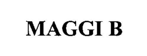 MAGGI B