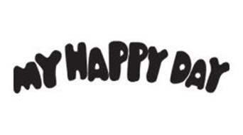 MY HAPPY DAY