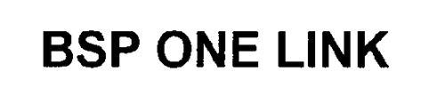 BSP ONE LINK