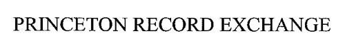 PRINCETON RECORD EXCHANGE