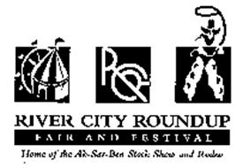 RCR RIVER CITY ROUNDUP FAIR AND FESTIVAL HOME OF THE AK-SAR-BEN STOCK SHOW AND RODEO