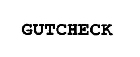 GUTCHECK