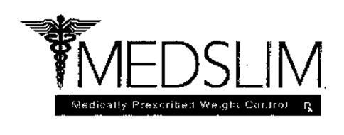 MEDSLIM MEDICALLY PRESCRIBED WEIGHT CONTROL RX