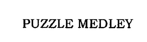 PUZZLE MEDLEY