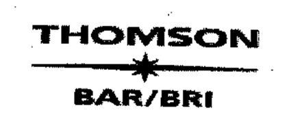 THOMSON BAR/BRI