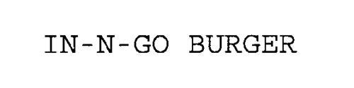IN-N-GO BURGER