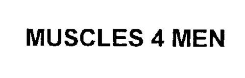 MUSCLES 4 MEN