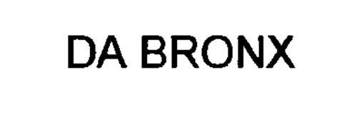 DA BRONX