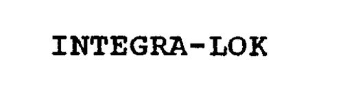 INTEGRA-LOK