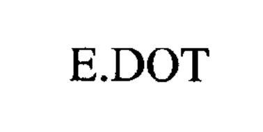 E.DOT