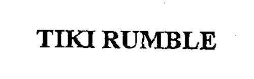 TIKI RUMBLE
