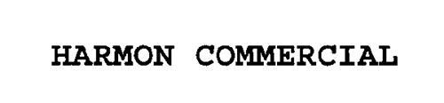 HARMON COMMERCIAL