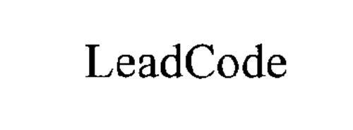 LEADCODE