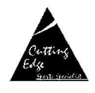CUTTING EDGE SPORTS SPECIALIST