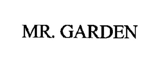 MR. GARDEN