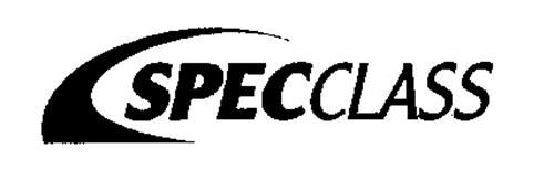 SPECCLASS