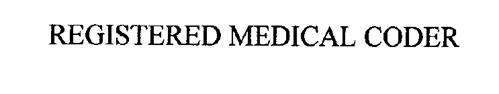 REGISTERED MEDICAL CODER