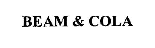 BEAM & COLA