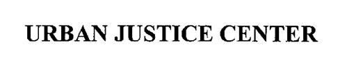 URBAN JUSTICE CENTER