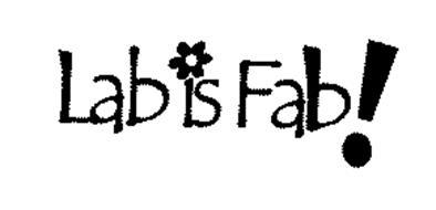 LAB IS FAB!