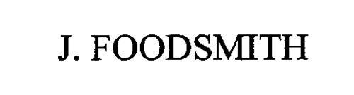 J. FOODSMITH