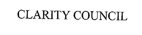 CLARITY COUNCIL