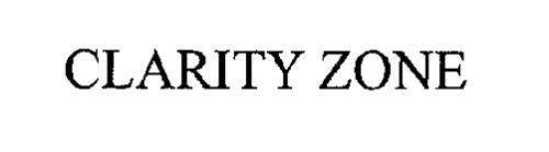 CLARITY ZONE