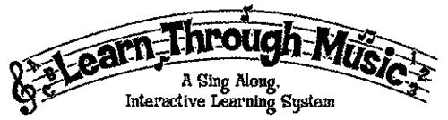 ABC 123 LEARN THROUGH MUSIC A SING ALONG, INTERACTIVE LEARNING SYSTEM