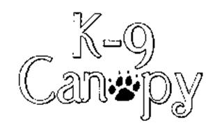 K-9 CANOPY