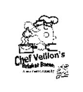 CHEF VEILLON'S BRISKET BACON A NEW MEAT CREATION BY CHEF VEILLON'S