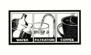 WATER FILTRATION COFFEE