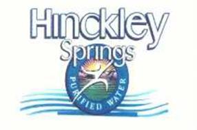 HINCKLEY SPRINGS PURIFIED WATER