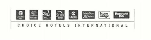 CHOICE HOTELS INTERNATIONAL COMFORT INN COMFORT SUITES QUALITY SLEEP INN CLARION MAINSTAY SUITES ECONO LODGE RODEWAY INN