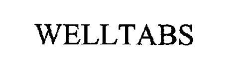 WELLTABS
