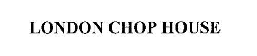 LONDON CHOP HOUSE
