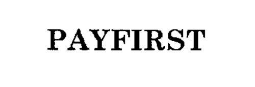PAYFIRST
