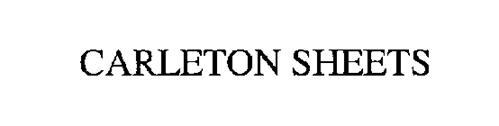 CARLETON SHEETS