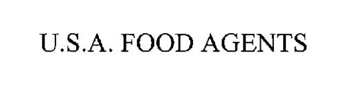 U.S.A. FOOD AGENTS