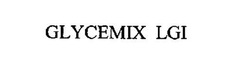 GLYCEMIX LGI