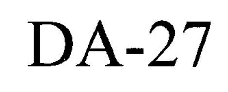 DA-27