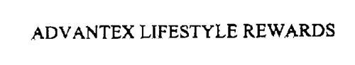 ADVANTEX LIFESTYLE REWARDS