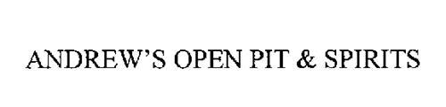 ANDREW'S OPEN PIT & SPIRITS