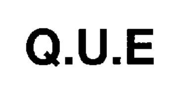 Q.U.E