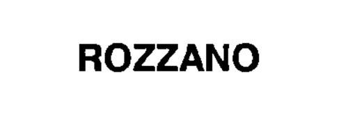 ROZZANO