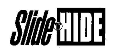 SLIDE 'N' HIDE