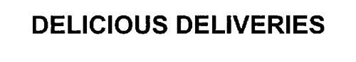 DELICIOUS DELIVERIES