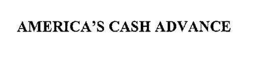 AMERICA'S CASH ADVANCE